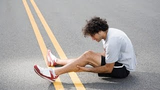 Травмы при беге