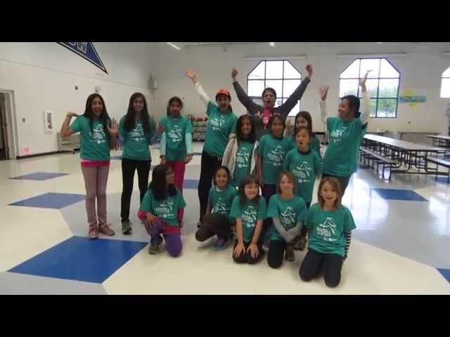 Girls on the Run is So Much Fun! (James Franklin Smith Elementary GOTR Team)