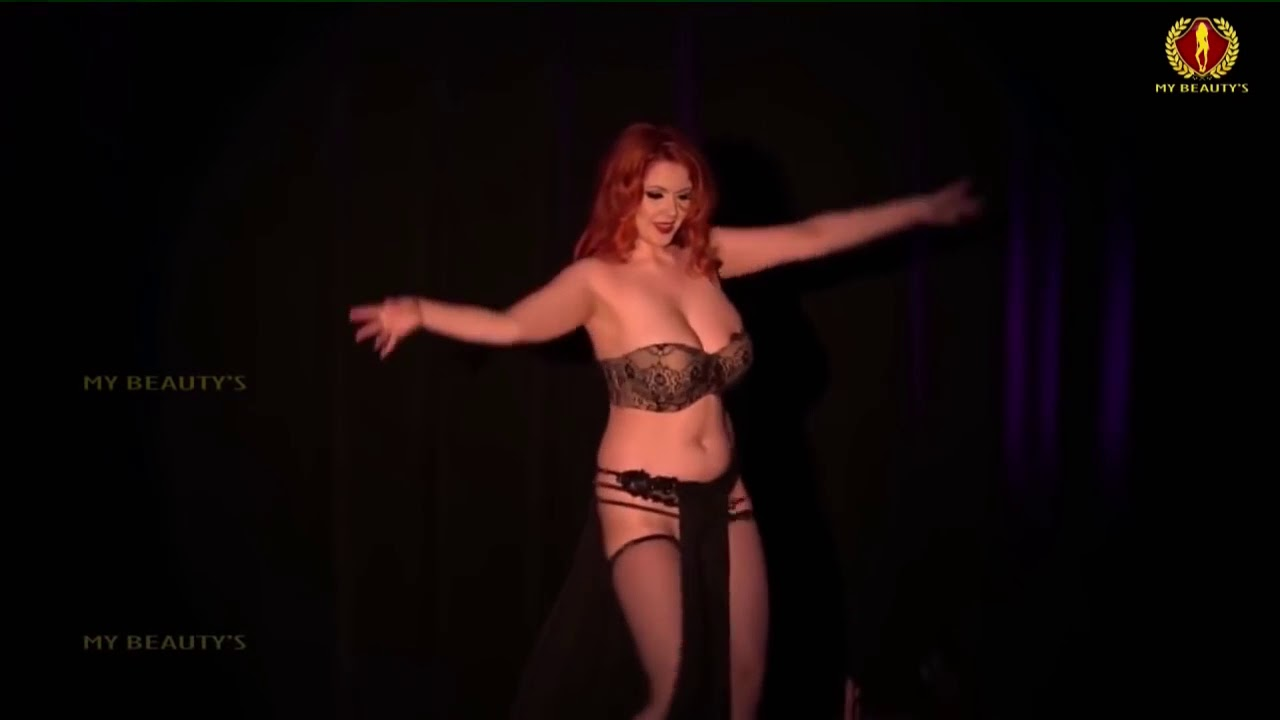 Belly dance stripper