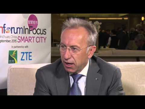 Peter Sany at Smart City InFocus 2015
