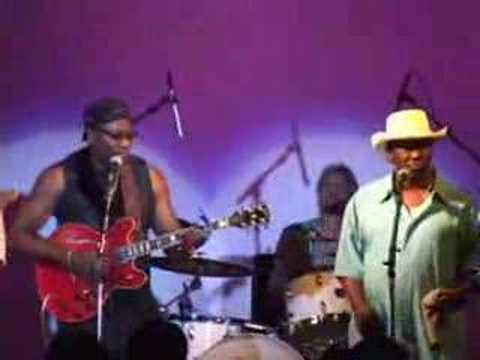 Mud Morganfield and brother Big Bill Play Westmont