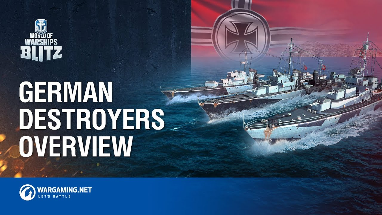 German Destroyers: Stats and Performance