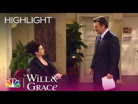 Will & Grace - When Karen Met Malcolm (Highlight)