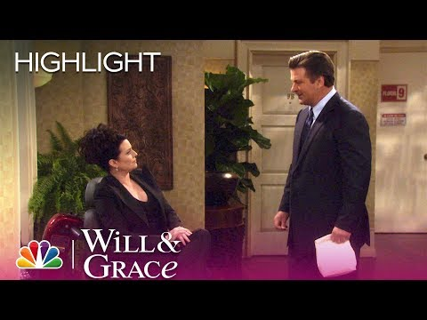 Will & Grace  When Karen Met Malcolm Highlight