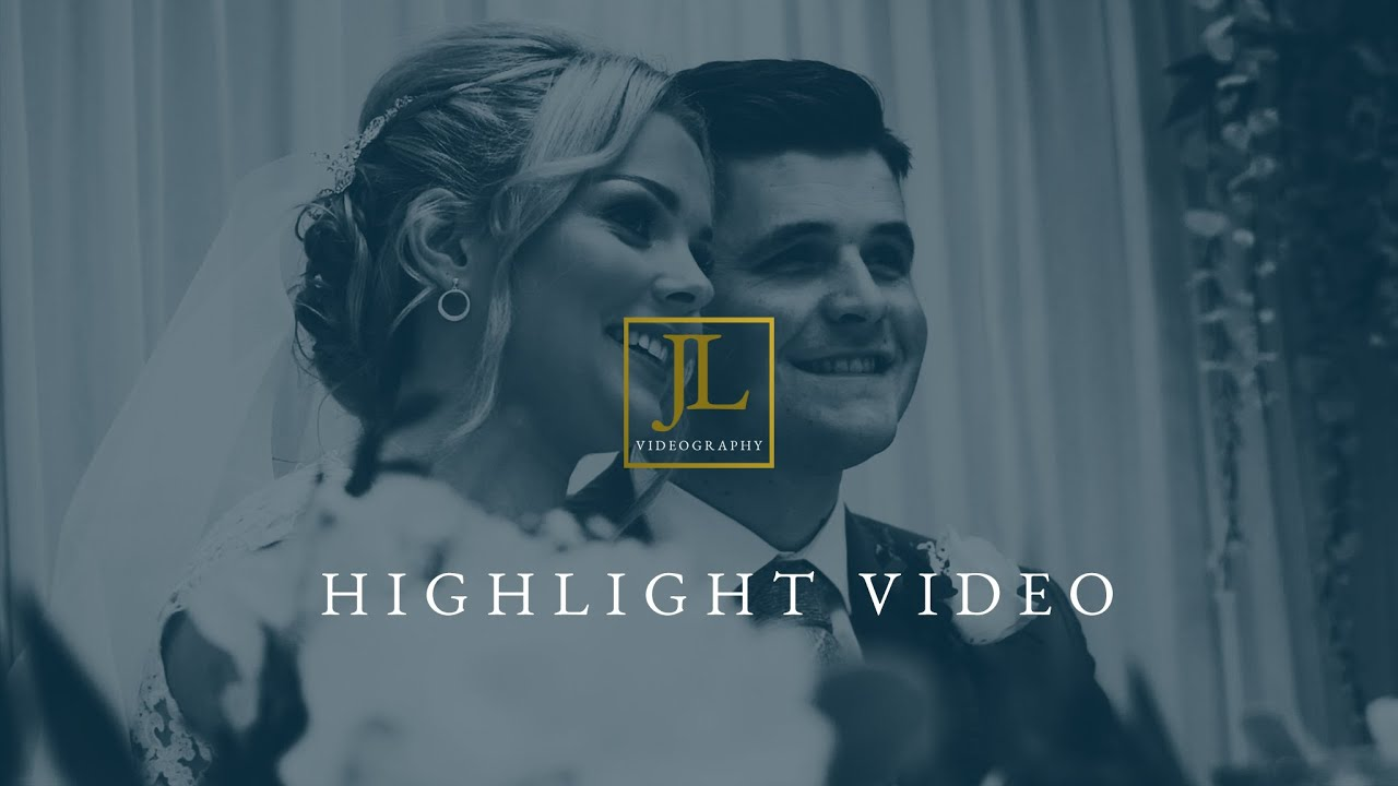 Two Childhood Sweethearts Tie the Knot   Roxann and Jonathan   Highlight Film