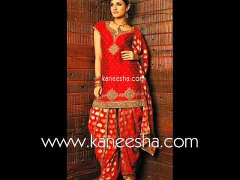 905b63cfab Latest Indian Fashion Dress, Cotton Salwar Kameez - YouTube