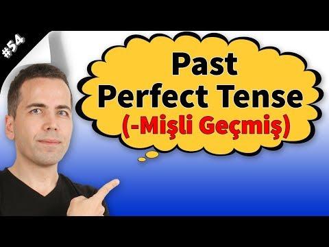 Past Perfect Tense Konu Anlatımı 54#
