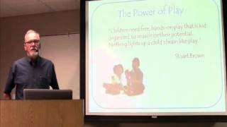 Children at Play: The Importance of Play in Early Childhood Development CLIP