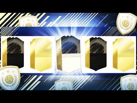 KOLEJNA GENIALNA IKONA! FIFA 18 DRAFT