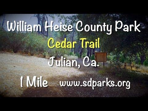 William Heise Park - Cedar Trail Virtual Hike