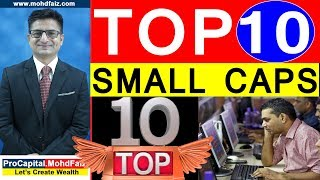 TOP 10  SMALL CAPS | Best Stocks to Invest In 2020 | Best Shares to Buy In 2020