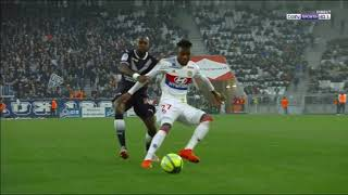 Bordeaux 3 - 1 Lyon  (28-01-2018)  Ligue 1