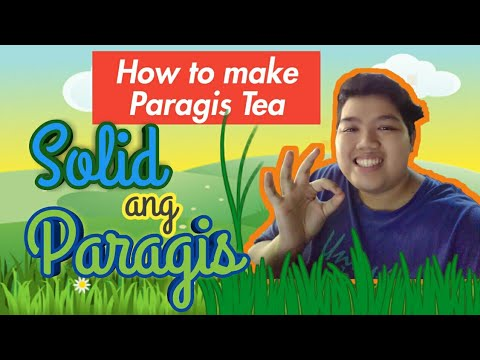 how to make paragis tea