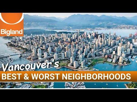 Vancouver's Best & Worst Neighbourhoods