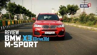 BMW X3 xDrive30d M-Sport Review | A Performance Oriented Machine