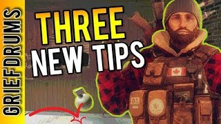 Top 3 Tips of the Week #1 - Rainbow Six Siege Tips and Tricks