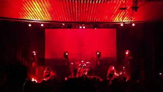 MACHINE HEAD - THE BLOOD, THE SWEAT, THE TEARS (LIVE) HOUSE OF BLUES CHICAGO 1/22/12