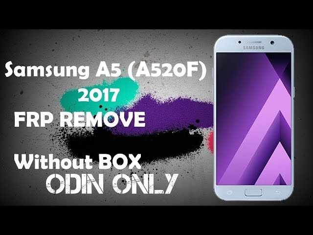 All samsung frp remove Using odin3 Bypass Google Account in