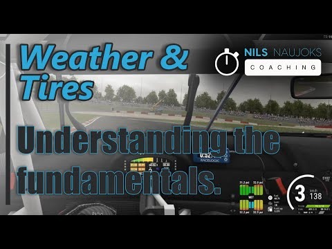 Getting tires right: Weather and pressures! - Assetto Corsa Competizione