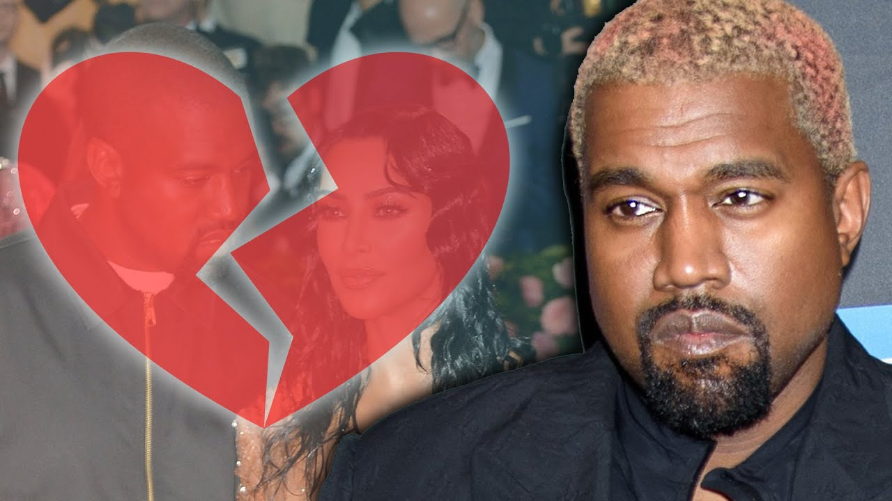 Kanye West Not Doing Well Amid Kim Kardashian Split
