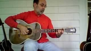 Video comparison of Vintage Gibson L-00, L-1, L-2, L-C & Nick Lucas