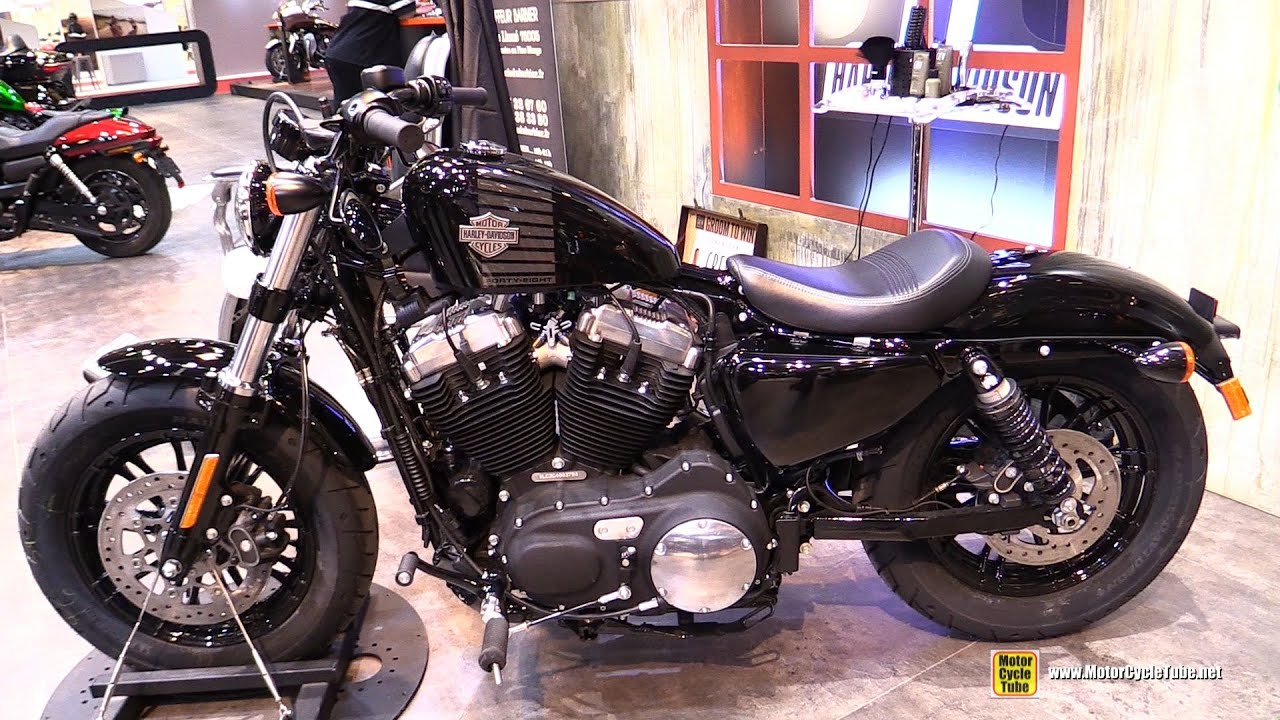 2016 Harley Davidson Forty Eight
