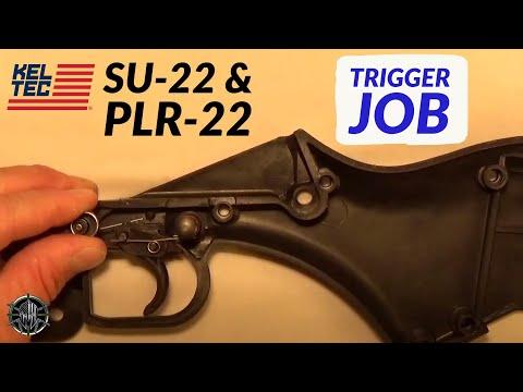 KEL TEC SU 16 & PLR 16 Target Trigger Installation by MCARBO