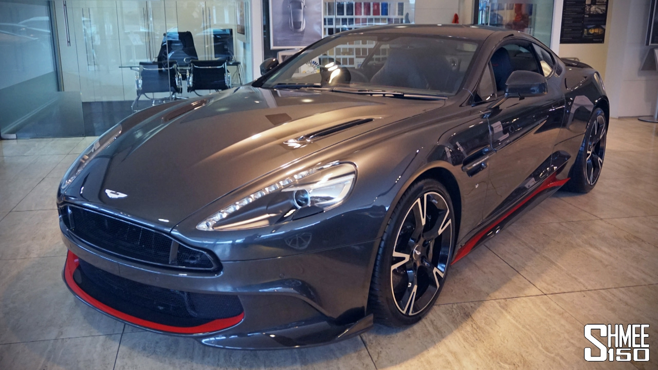 Merveilleux Meeting The New Aston Martin Vanquish S   YouTube