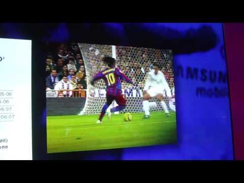 Camp Nou Experience   FC Barcelona Interactive Museum Part 5