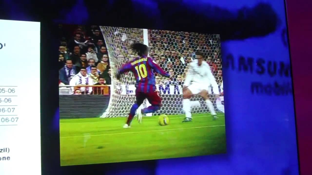 Camp Nou Experience FC Barcelona Interactive Museum Part 5 - YouTube