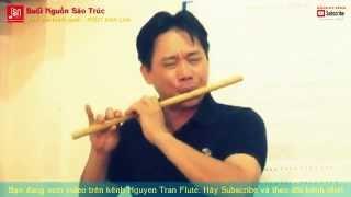 ANH VẪN HÀNH QUÂN - Sáo trúc Nsut Đinh Linh | Tốc độ cực nhanh
