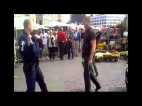Guile's Theme Goes with Everything (Finnish police vs Estonian business man)