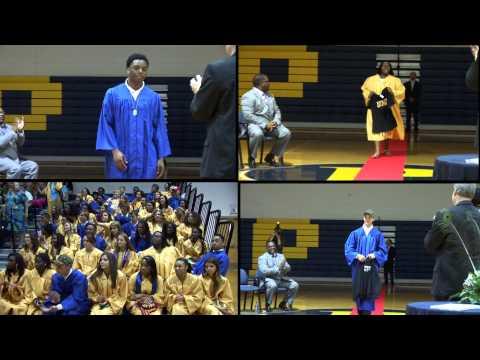 Pocomoke High School - Class of 2015 - 'Senior Intent Night'