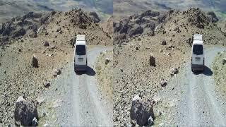 База Тыдтуярык (Алтай) 3D-видео