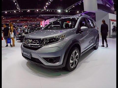 New 2017 Crossover Honda BR-V 2018 - YouTube
