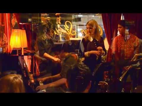 On The Sunny Side Of The Street (Jimmy McHugh, Dorothy Fields) by Unit 6 @ Open Studio