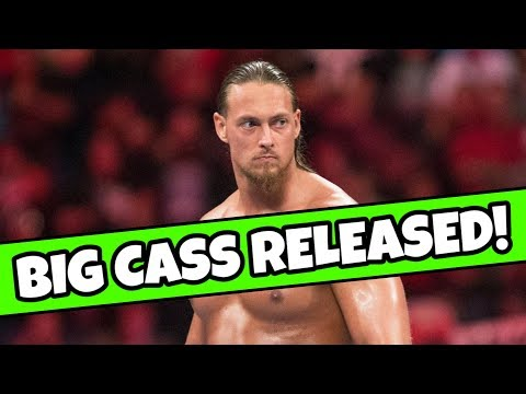 ⚠ NEWS: BIG CASS RELEASED BY WWE !!!