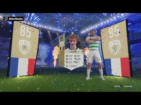 FIFA 18 FUT PACZKA ZA 125K W NOWY ROK CHIŃSKI IKONAAAA!!!!