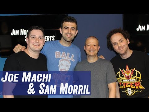 Joe Machi & Sam Morril - 'Tough Crowd' Reunion & Hannah Gadsby's 'Nanette'