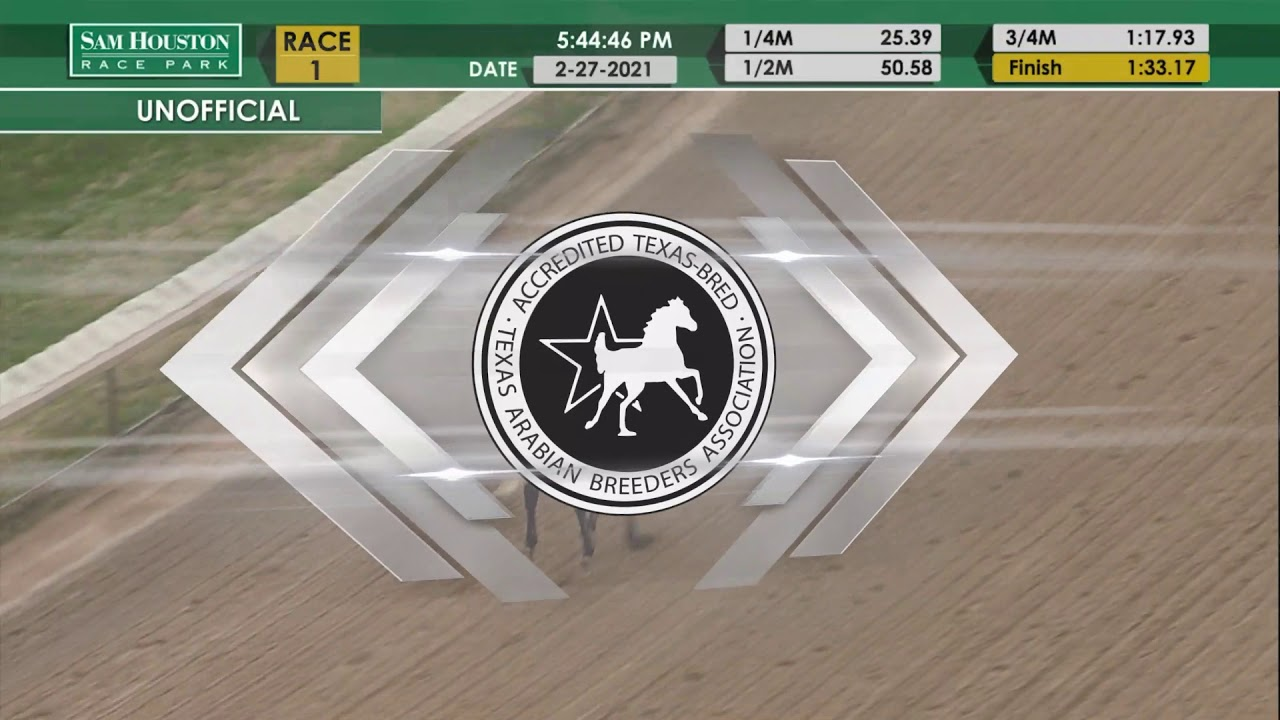 Recapping the $30,000 Texas Six Shooter AND $30,000 Texas Yellow Rose Stakes (02-27-21)