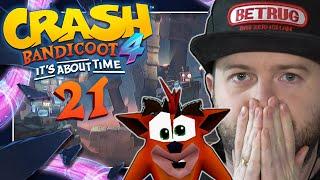 CRASH BANDICOOT 4: IT'S ABOUT TIME 📦 #21: Die letzten Hürden