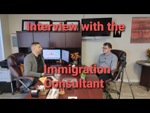 Interview with the Immigration Consultant