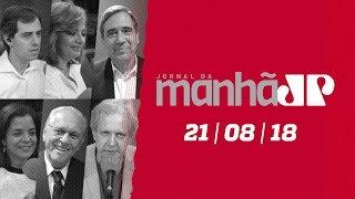 Jornal da Manhã - 21/08/18