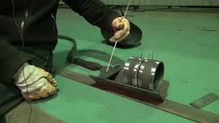 Урок 22. Подбор силы тока. Видео уроки по аргоновой сварке.