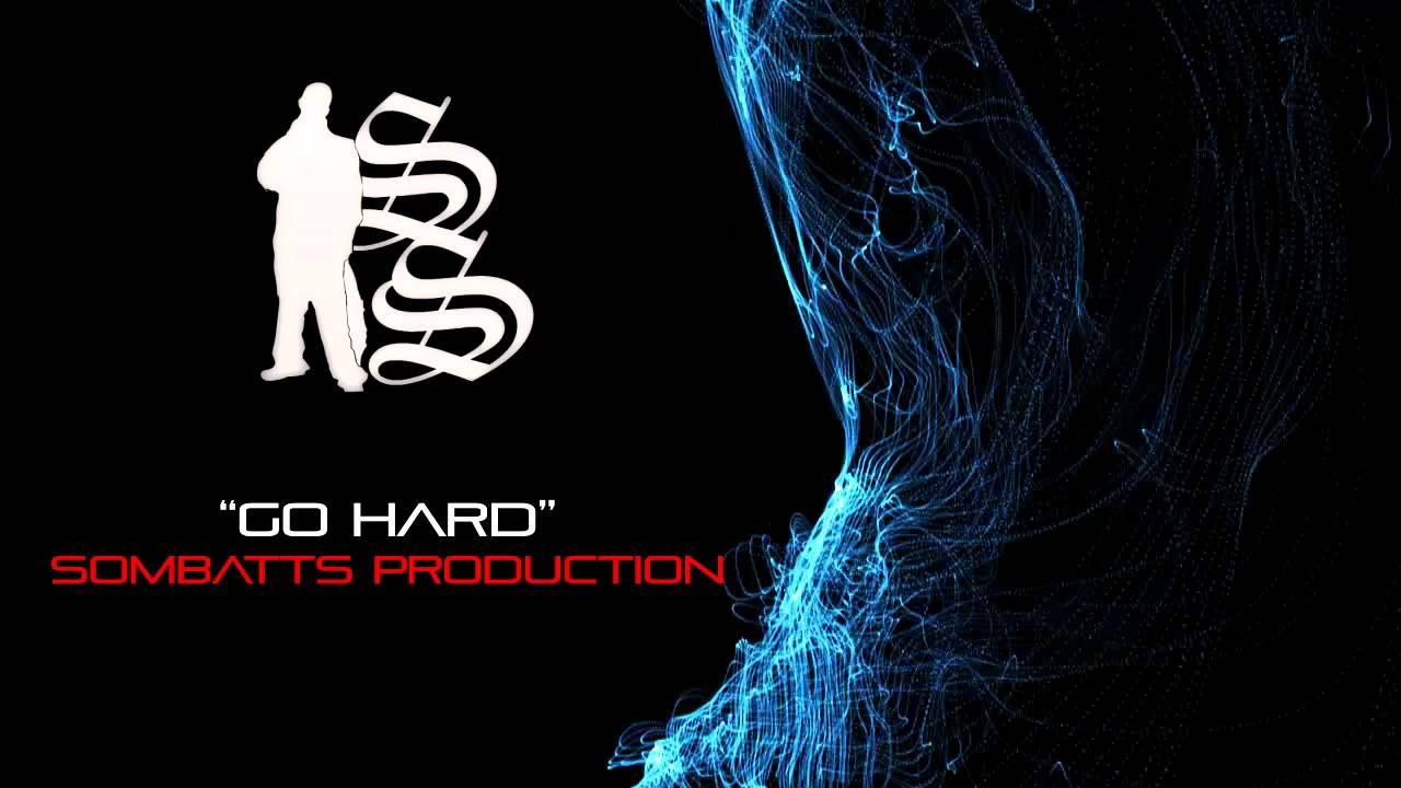 """Go Hard"" Hip Hop Instrumental beat"