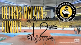 ULTRAS MALAYA (UM07) Malaysia Football Fans 2014 AFF Suzuki Cup Final