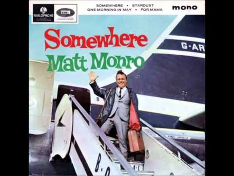 Matt Monro .    If there ever is a next time.