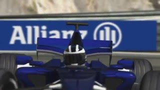 F1 Circuit Preview Monaco 2009