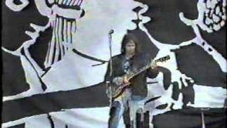 Neil Young   Mother Earth Nelson Mandela 1990