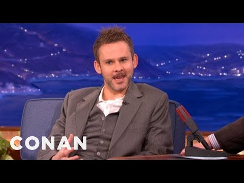 Dominic Monaghan & Elijah Wood Are BFFs  CONAN on TBS